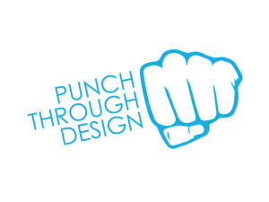 punch-through-design-logo